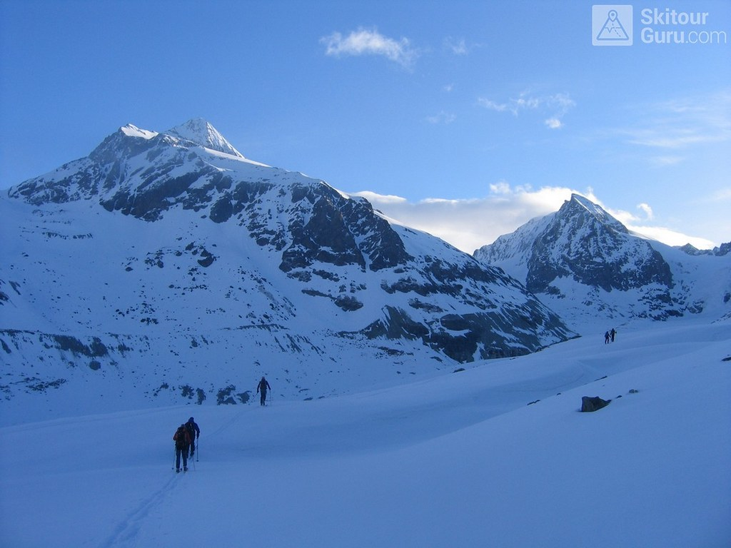 La Ruinette Walliser Alpen / Alpes valaisannes Schweiz foto 07