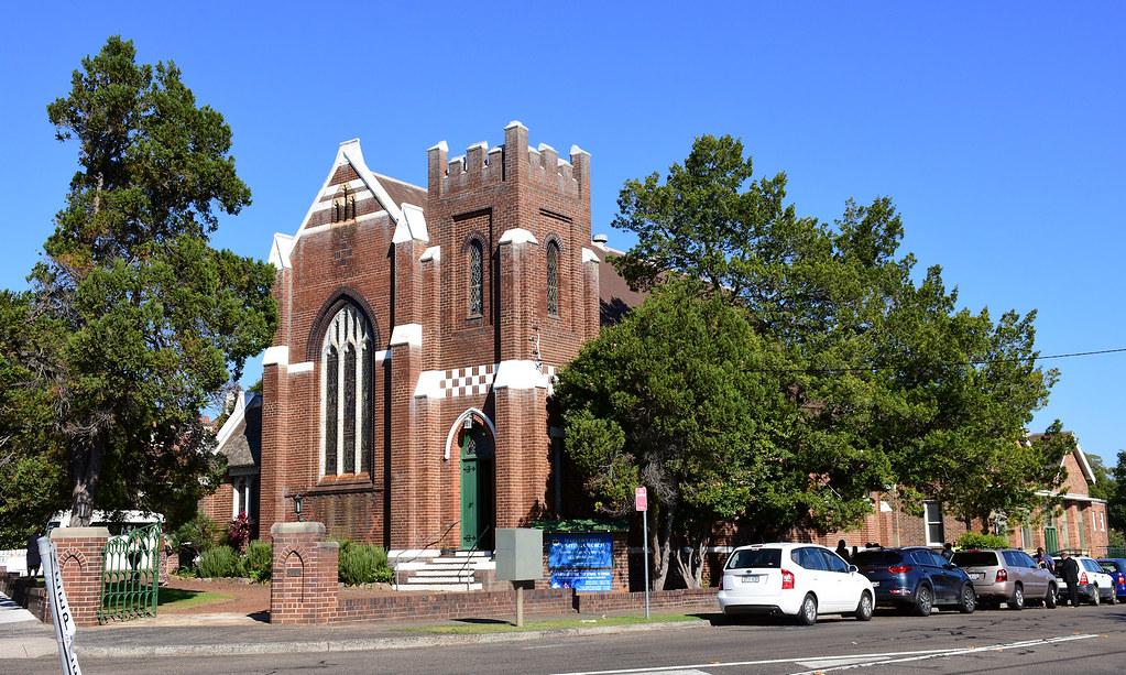 Methodist Church, Malvern Hill, Sydney, NSW.