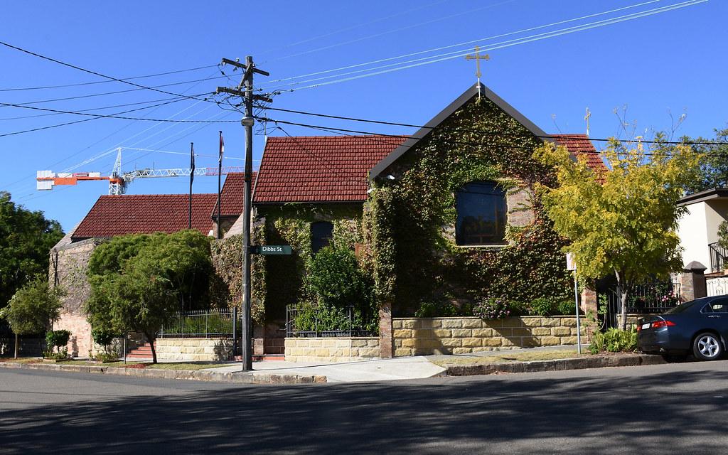 Serbian Orthodox Church, Alexandria, Sydney, NSW.