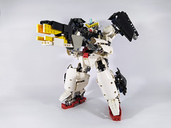 LEGO Gundam Virtue - Gundam Nadleeh
