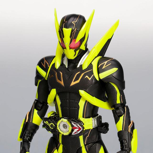 S.H.Figuarts 假面騎士ZERO-ONE 閃耀蝗蟲【TAMASHII NATION 2020】開展紀念商品