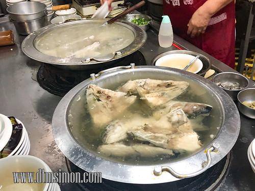 正老牌草魚湯