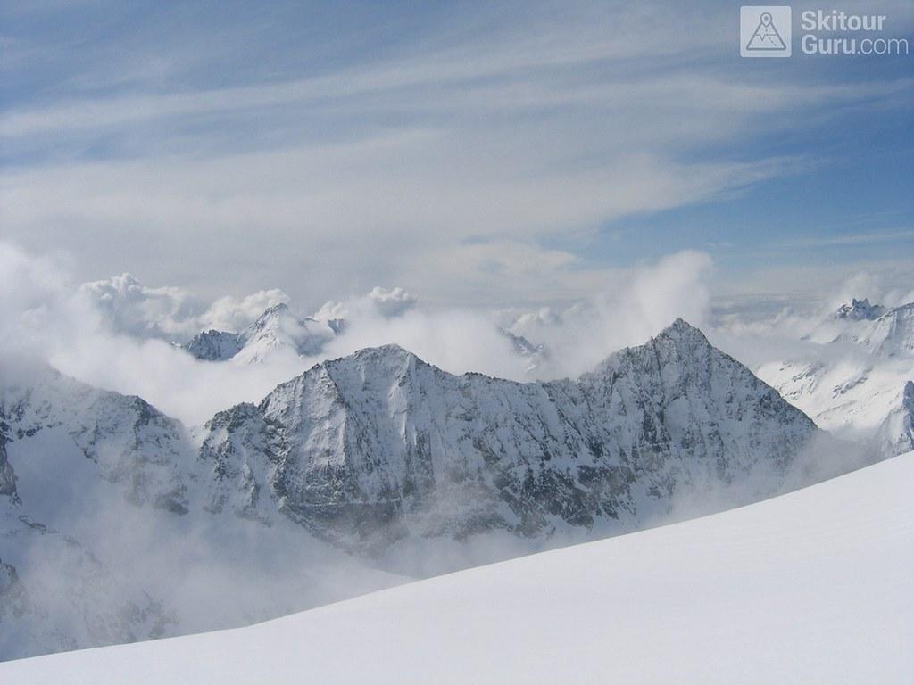 La Ruinette Walliser Alpen / Alpes valaisannes Schweiz foto 28