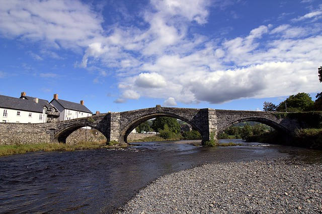 Pont Fawr - Llanrwst, Conwy, North Wales - 1.9.2020. | IN EXPLORE 2.9.2020 | Thank you all!!