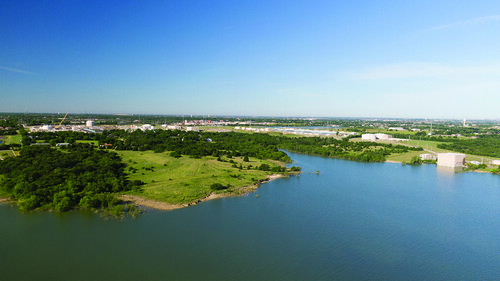 NTMWD Wylie Water Treatment Plant Complex