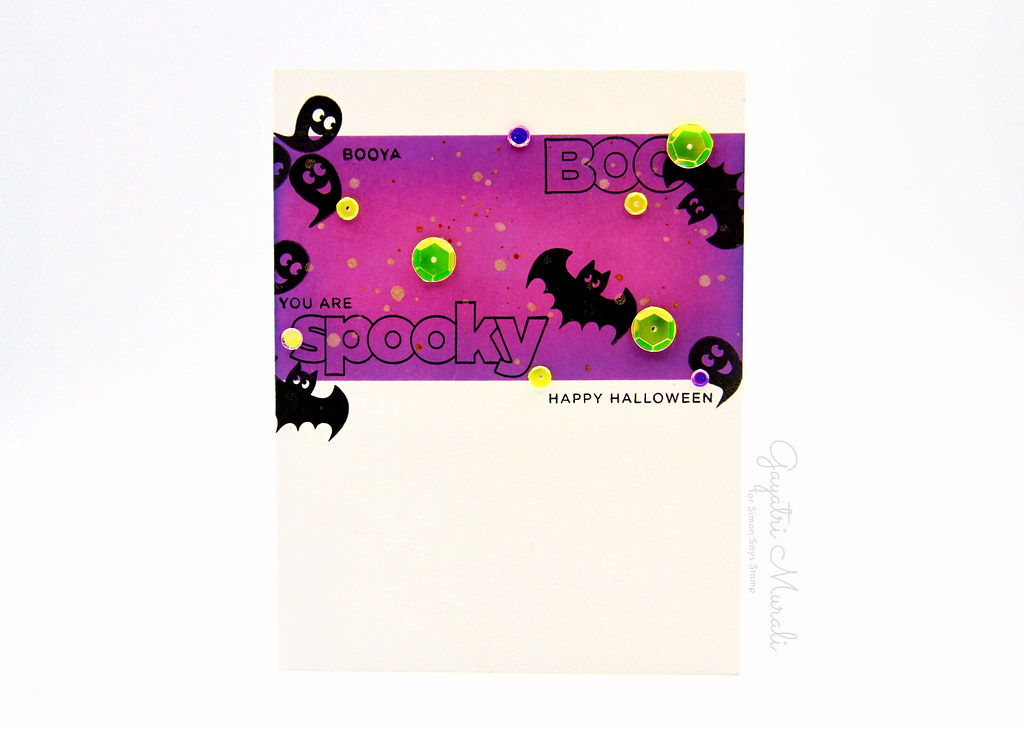 Spooky card 31