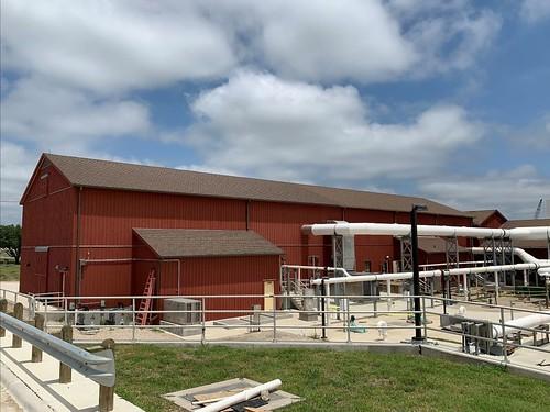 NTMWD Wilson Creek Regional Wastewater Treatment Plant #wastewater