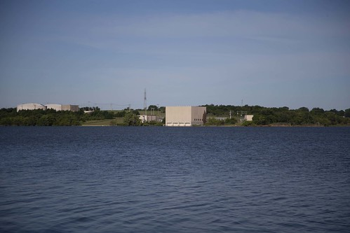NTMWD - Water Operations - Lavon intake #water