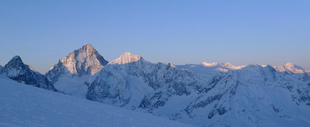 Bishorn Walliser Alpen / Alpes valaisannes Switzerland photo 10