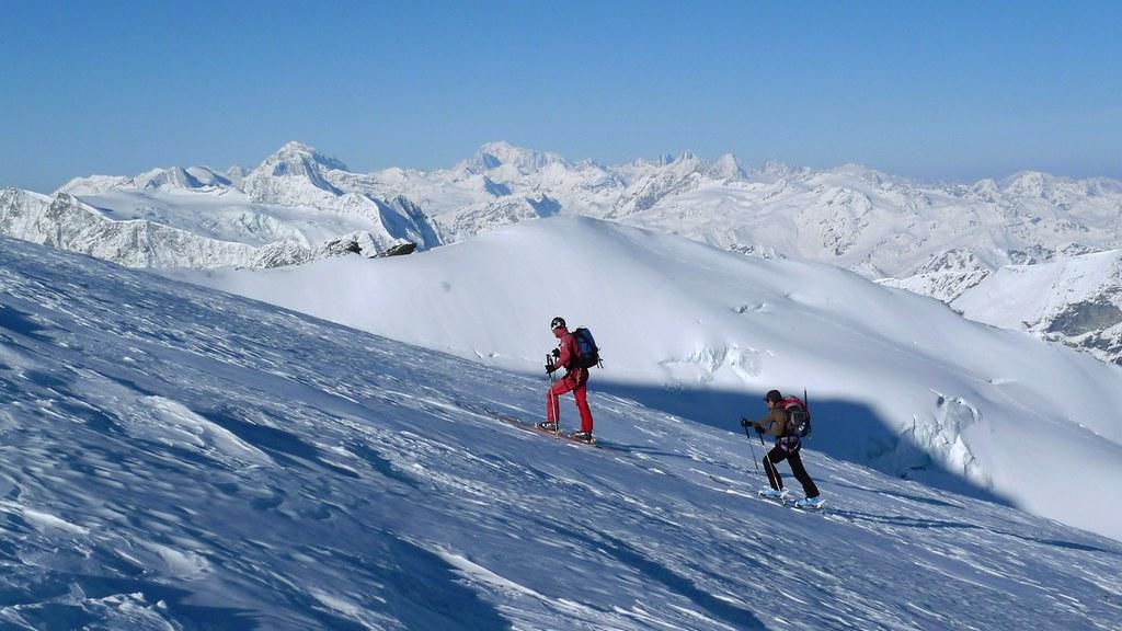Bishorn Walliser Alpen / Alpes valaisannes Switzerland photo 22