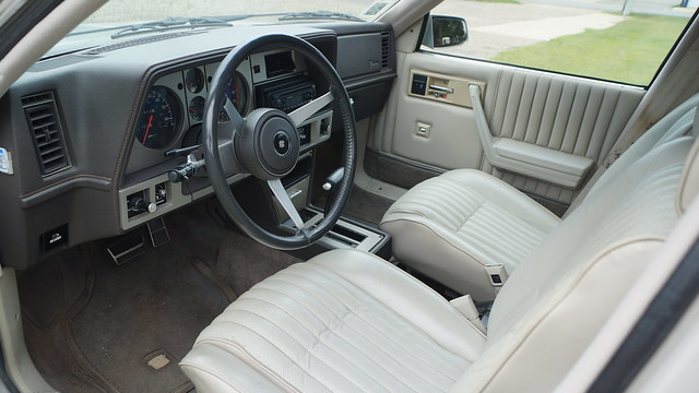 1983 Cadillac Cimarron Ultra
