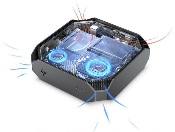 HP Z2 Mini G5