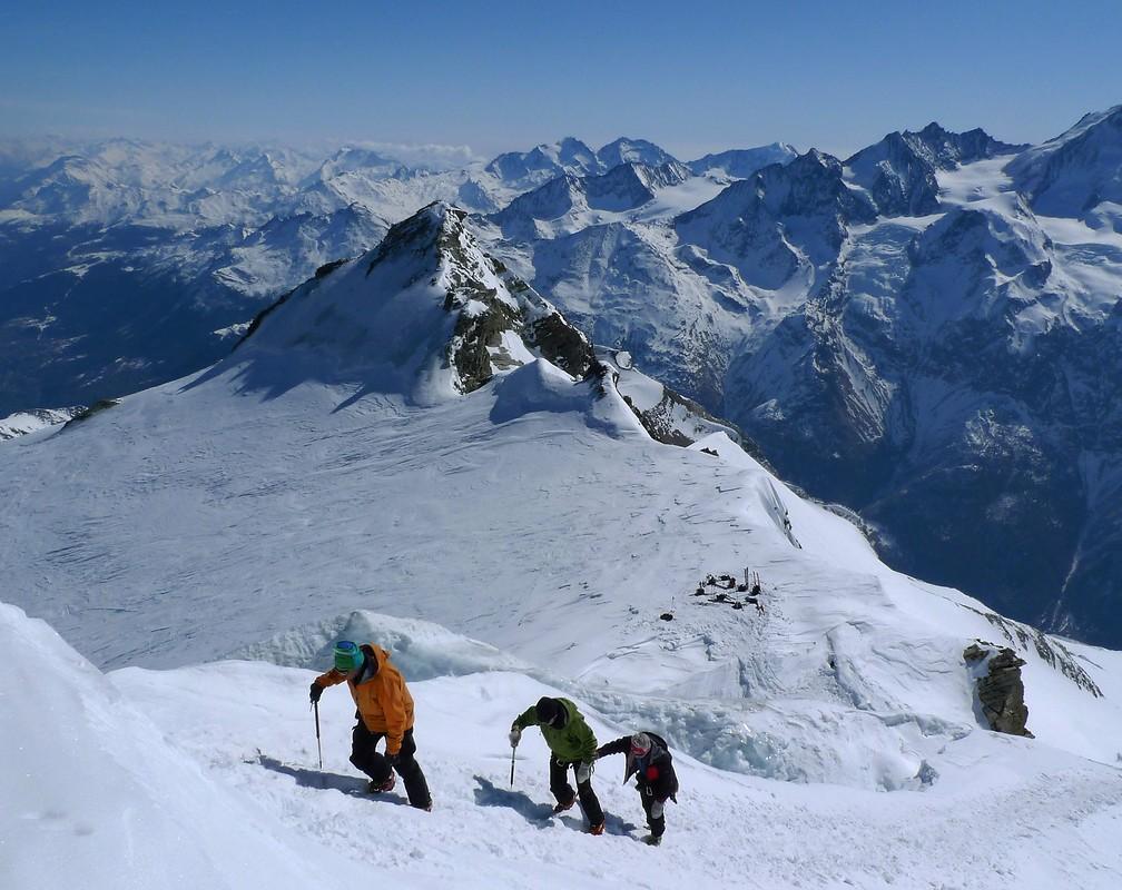 Bishorn Walliser Alpen / Alpes valaisannes Switzerland photo 38