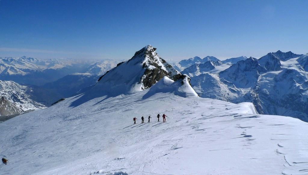 Bishorn Walliser Alpen / Alpes valaisannes Switzerland photo 32