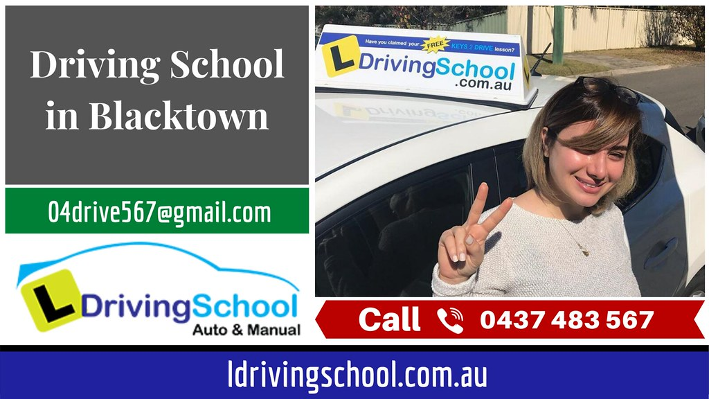 Reliable & Professional Driving School in Blacktown