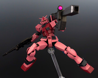 ROBOT魂 RX-78/C.A 卡斯巴爾專用鋼彈 ver. A.N.I.M.E.【TAMASHII NATION 2020】開展紀念商品