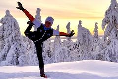 """Seznamte se: Heli Heiskanen, """"česká"""" nejrychlejší Finka seriálu Visma Ski Classics"""