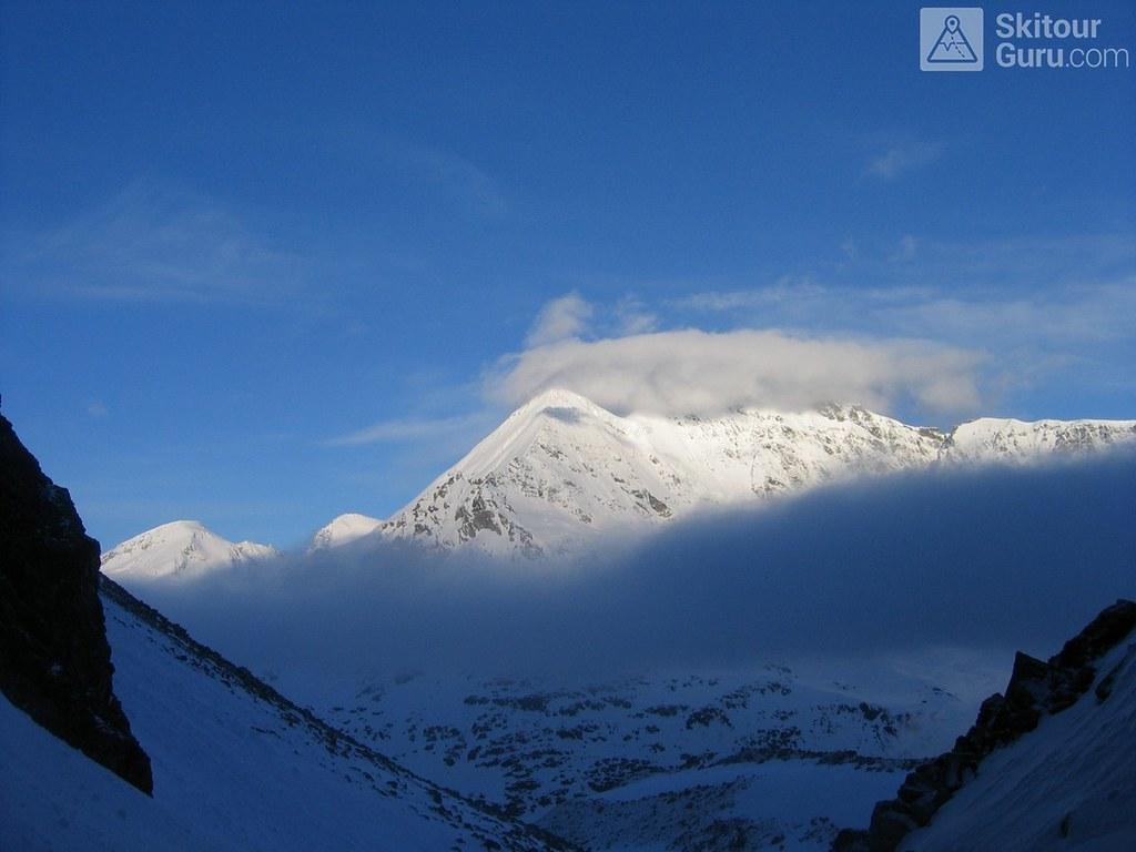 La Ruinette Walliser Alpen / Alpes valaisannes Švýcarsko foto 11