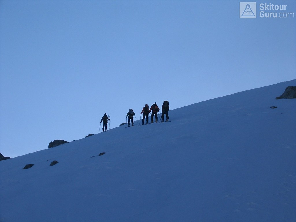 La Ruinette Walliser Alpen / Alpes valaisannes Schweiz foto 12