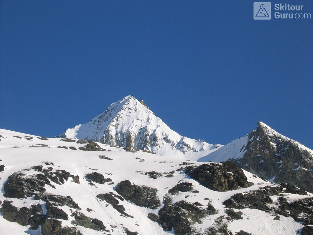 La Ruinette Walliser Alpen / Alpes valaisannes Schweiz foto 16