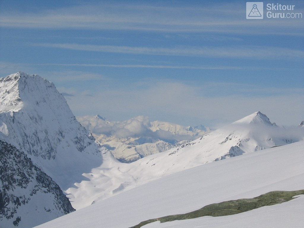 La Ruinette Walliser Alpen / Alpes valaisannes Schweiz foto 23