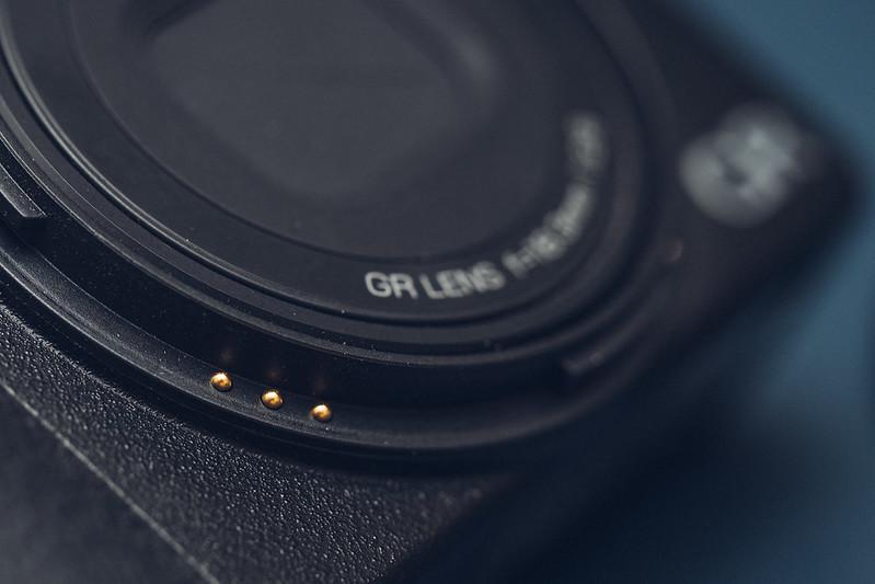 GR III|Ricoh GR三代目
