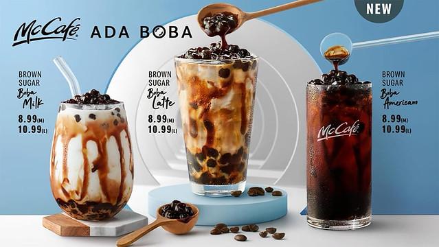 mccafe boba
