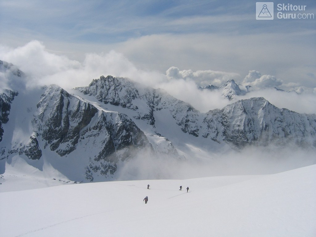 La Ruinette Walliser Alpen / Alpes valaisannes Schweiz foto 31