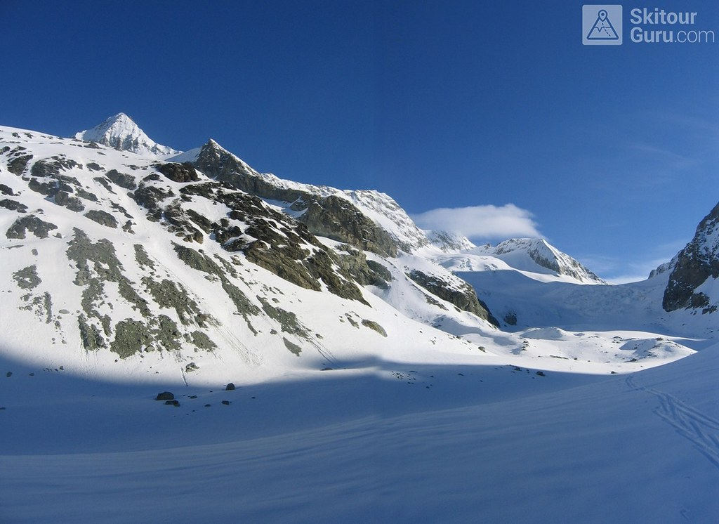 La Ruinette Walliser Alpen / Alpes valaisannes Schweiz foto 18