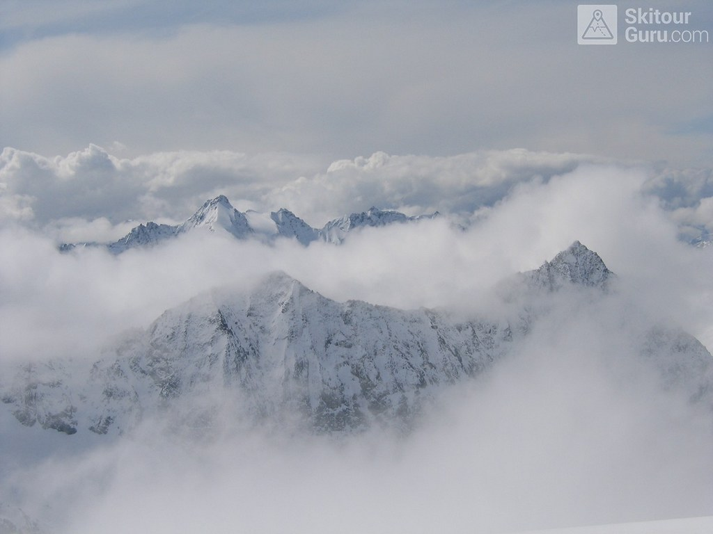 La Ruinette Walliser Alpen / Alpes valaisannes Schweiz foto 32