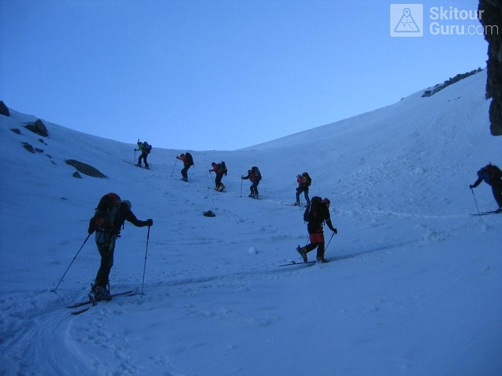 La Ruinette Walliser Alpen / Alpes valaisannes Switzerland photo 09