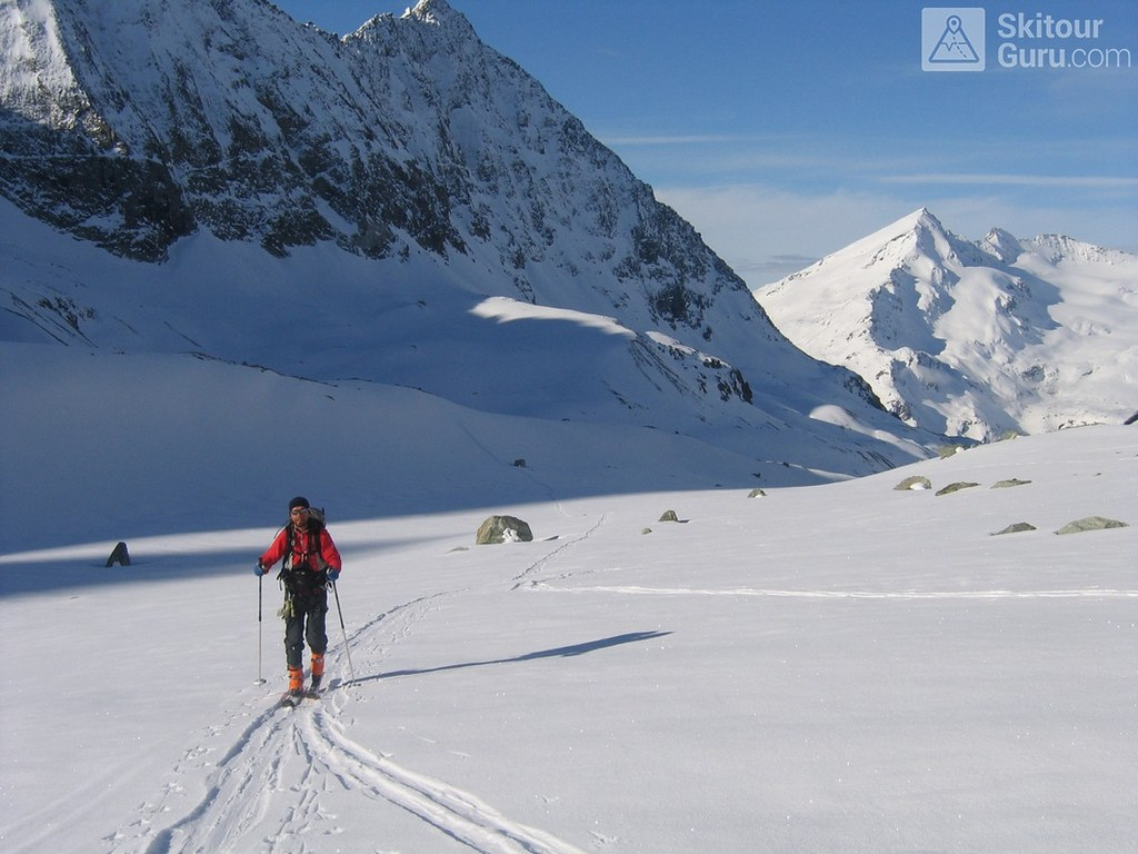 La Ruinette Walliser Alpen / Alpes valaisannes Schweiz foto 19