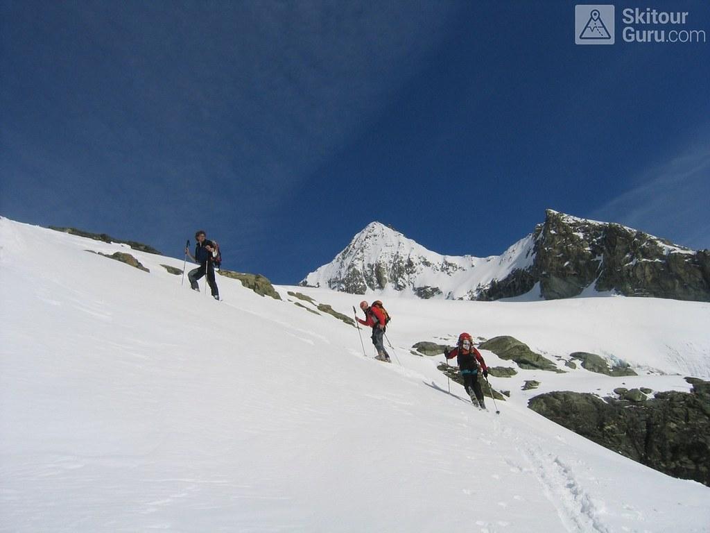 La Ruinette Walliser Alpen / Alpes valaisannes Schweiz foto 21