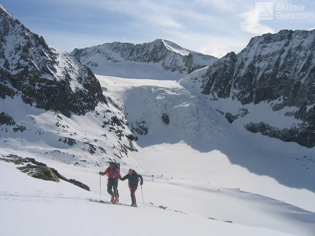 La Ruinette Walliser Alpen / Alpes valaisannes Schweiz foto 26
