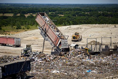 NTMWD Solid Waste 121 Regional Disposal Facility #solidwaste