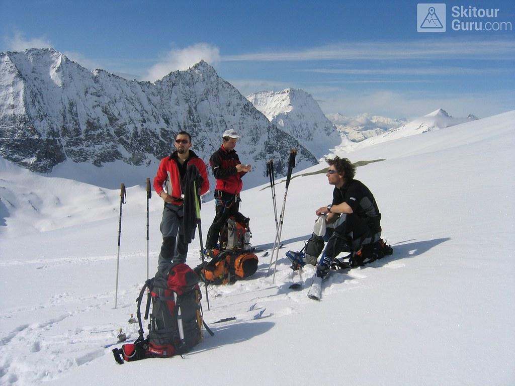 La Ruinette Walliser Alpen / Alpes valaisannes Schweiz foto 24