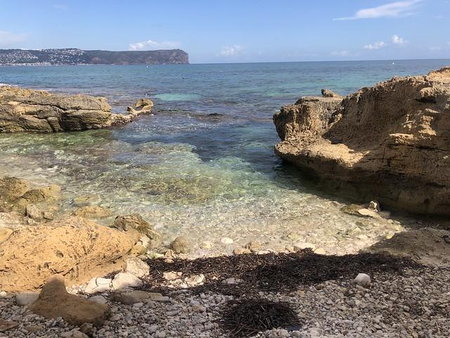 Mar y rocas ,el paraíso