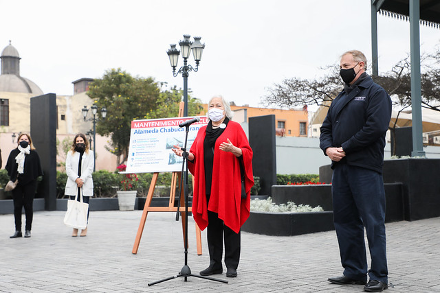 020920 Alcalde Jorge Muñoz presenta renovación de alameda Chabuca Granda 002