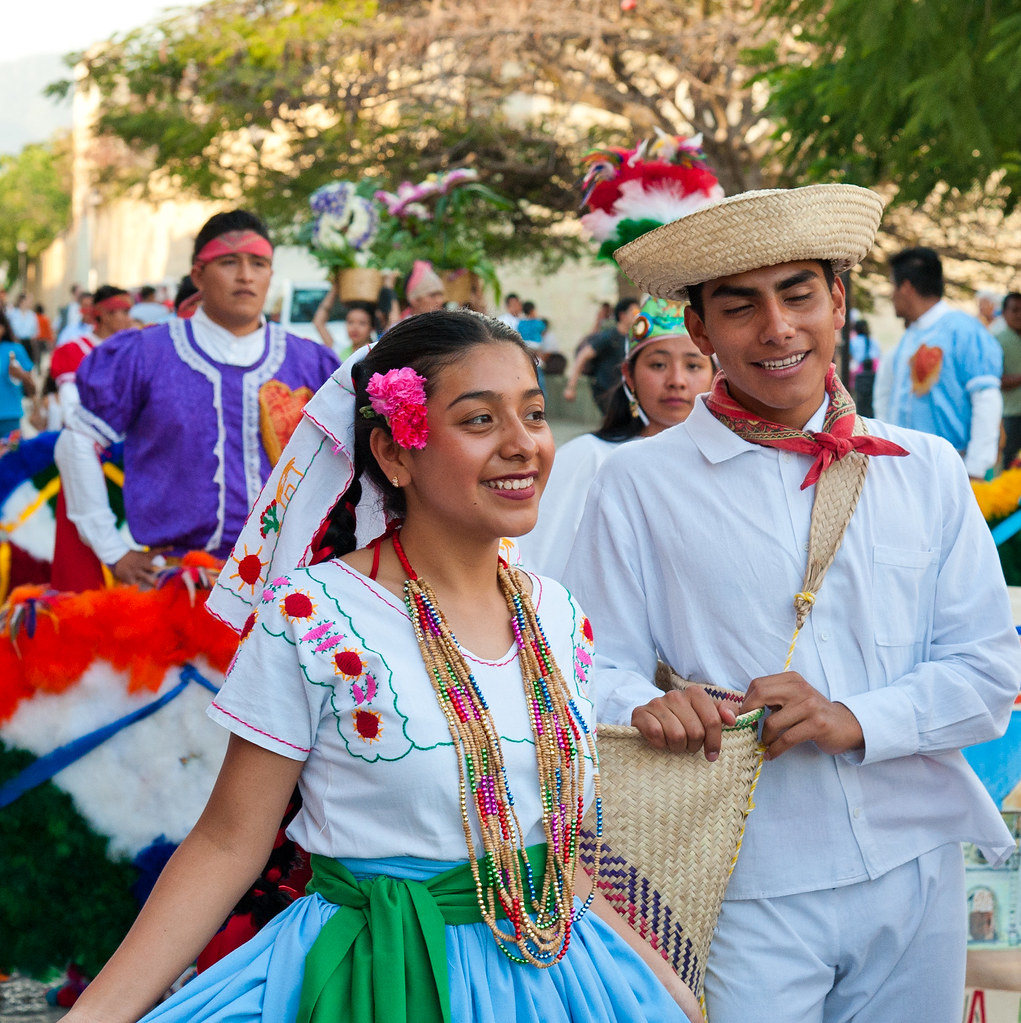 Jovenes Mixtecos
