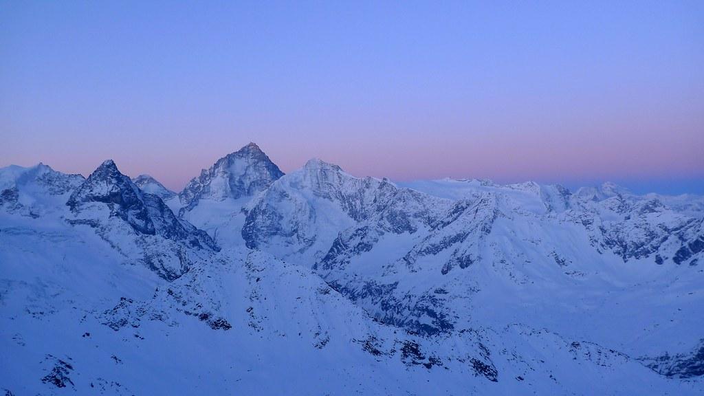 Bishorn Walliser Alpen / Alpes valaisannes Switzerland photo 06