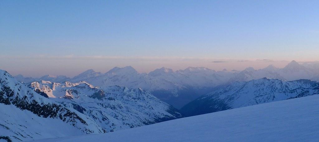 Bishorn Walliser Alpen / Alpes valaisannes Switzerland photo 09