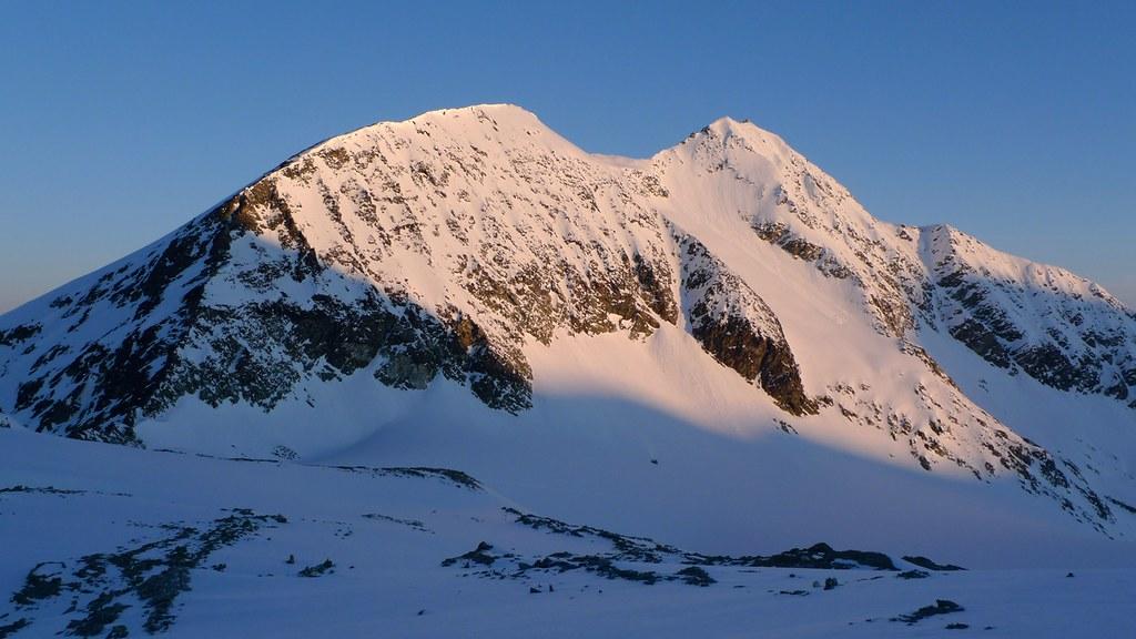 Bishorn Walliser Alpen / Alpes valaisannes Switzerland photo 08