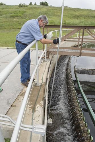 Wilson Creek Regional WWTP #wastewater