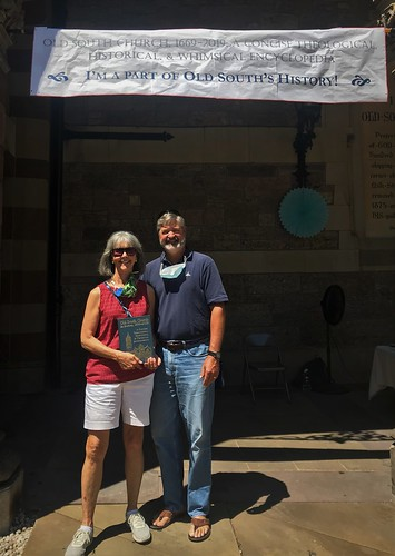 August 1, 2020 - 1:37pm - Betsy and Mark Gabrielson