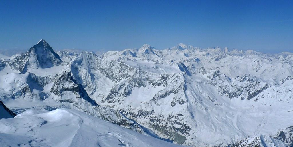 Bishorn Walliser Alpen / Alpes valaisannes Switzerland photo 36
