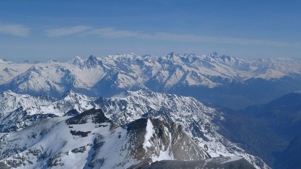 Bishorn Walliser Alpen / Alpes valaisannes Switzerland photo 39