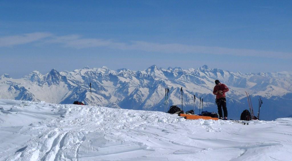 Bishorn Walliser Alpen / Alpes valaisannes Switzerland photo 47