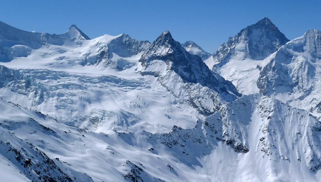 Bishorn Walliser Alpen / Alpes valaisannes Switzerland photo 56