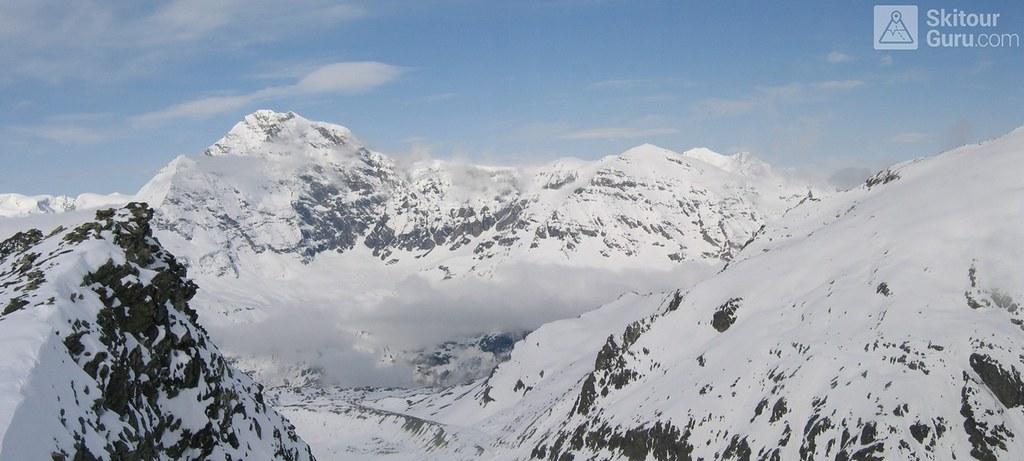 La Ruinette Walliser Alpen / Alpes valaisannes Schweiz foto 38