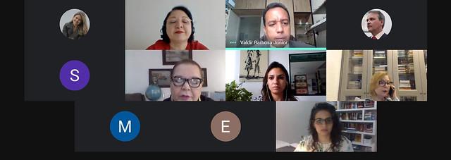 02.09.2020 - Reunião do Grupo de Trabalho para a retomada gradual das atividades do MPPE